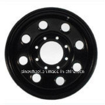 16X7 Passenger Car Steel Wheel Winter Rim for Ford