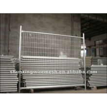 Australia Hot dipped Galvanized Temporary Fence Panel
