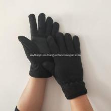 Guantes Thinsulate de vellón polar de moda para adultos