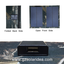 Portable USB Solar Powered Device Charger