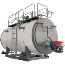 8 Tonnen gasbefeuerter Dampfkessel