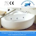 Small bathroom jacuzzi spa tub