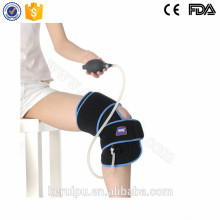 Air compression medical cold therapy pain relief cryo cuff knee