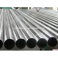 bright steel tube/ pipe ASTM API anneal polishing MILL HOT SELL