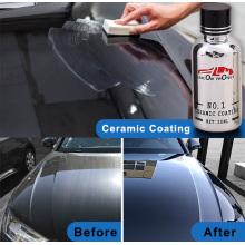 ceramic coating before and after
