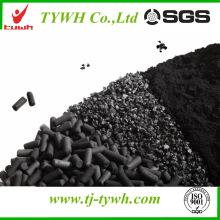 Kohlebasierte granulierte Aktivkohle zur Wasseraufbereitung