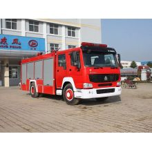 New Sinotruk HOWO fire pumper trucks for sale