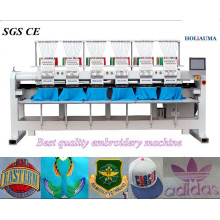 HOLiAUMA boa qualidade 6 Cabeça 15 Agulhas Comércio e Indústria Máquina de bordar computadorizada para uso comercial e industrial