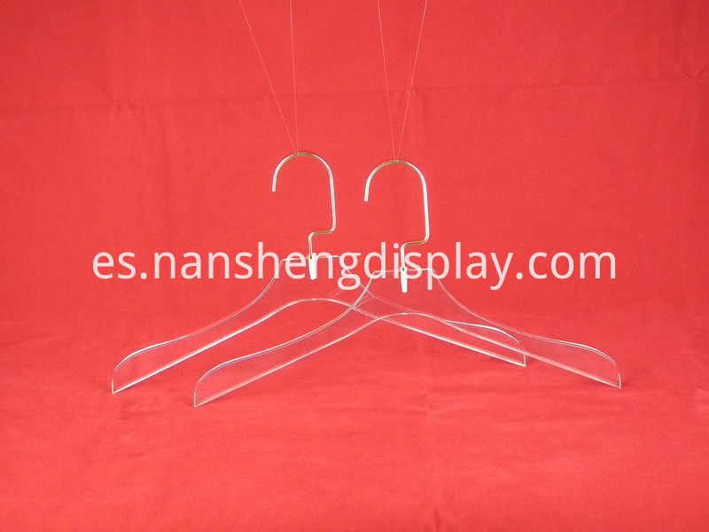 Acrylic Clothes Hangers