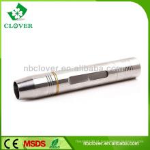 Material de liga de alumínio mais poderoso mini lanterna lanterna led