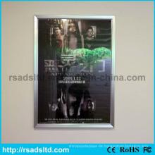 Neue Mode Aluminium LED Schlank Poster Rahmen