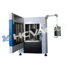 Sistema de pulverización de magnetrón al vacío para recubrimiento de PVD