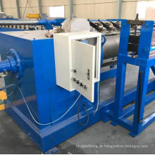 5 toneladas 10 toneladas Automático hidráulico folha mate decoiler em estoque