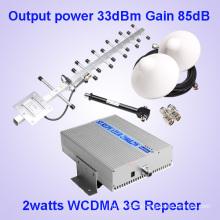 Amplificador de señal móvil WCDMA de alta potencia 3G 5watts
