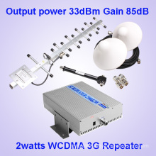 3G 5watts High Power WCDMA Mobile Signal Amplifier