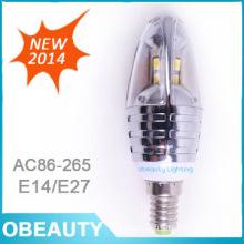 led candle bulb energy saving led bulb home light top selling