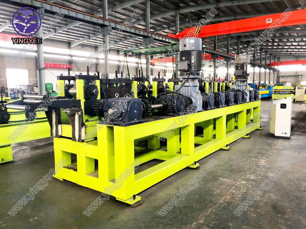 Steel Angle Roll Froming Machine From Yingyee007