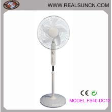 "Solar DC Stand Fan-High Quality 16"" DC Fan"