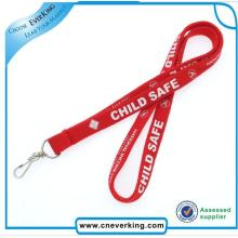 Hot Sell Printed Cheap Tubular Neck Lanyard