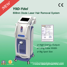 High Energy 808 Nm Diode Laser Hair Removal Machine