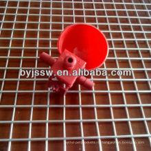 голубь автоматическая пьющий waterer(красный)