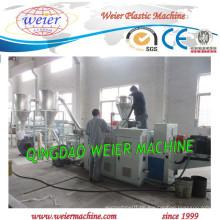 Recycelte PVC Pelletisiermaschine Linie mit niedrigem Preis