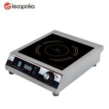 Cocina de inducción de calentamiento electromagnético