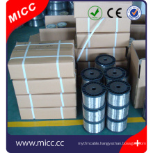 thermocouple alloy wire/bare thermocouple wire/chrome nickel wire