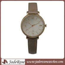 Ultrathin Watch Fashion Contracted Quartz Watch Big Dial Watch