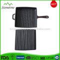Custom high quality best price cast iron grill pan