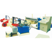 Máquina hidráulica de corte e rebobinamento de papel para borda de papel (MCD-1600)