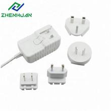 9V2A 18W DC Detachable Plug Universal Power Supply