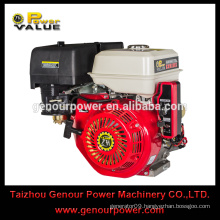 Hot sale 13HP15HP 18HP gasoline engine 4 stroke single cylinder key start factory price