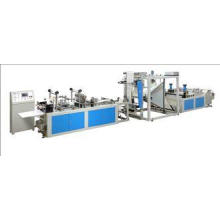Full automatic non woven bag making machine for shopping ba