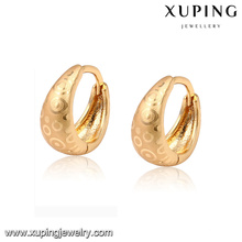 92013-Xuping Jewelry Fashion Femme Plaqué or boucles d'oreilles