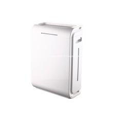 filtro de ar com tela LED de umidificação