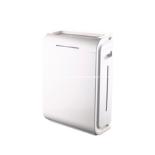 air cleaner with humidifying LED display