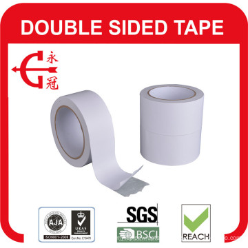 Dould Sided Tape (Tissue Carrier Coated With hot melt Adhesive)