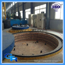 large size slewing ring manufacturer