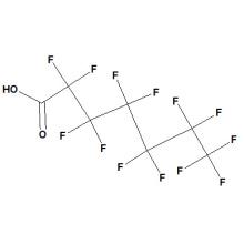 Ácido perfluoroheptanoico Nº CAS 375-85-9