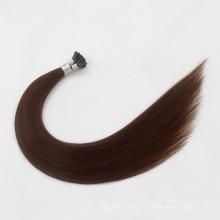 """Je Pointe Extensions de Cheveux Brésilien Remy Vierge Cheveux Fusion Kératine Cheveux 18 """"20"""" 22 """"45cm-55cm"""