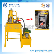 Recycle Use Drill Rod End Forging Machine