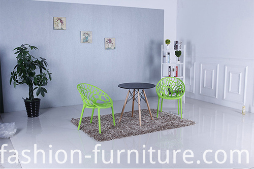 plastic dining chair