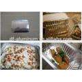 Aluminium-Grillplatte für Backofen sicher