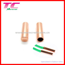 Drawstring Metal Tip in Rose Gold
