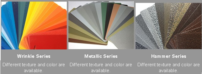 Textured Powder Coating/ ChinaPowderCoating.com