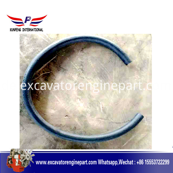 Bulldozer parts water pipe