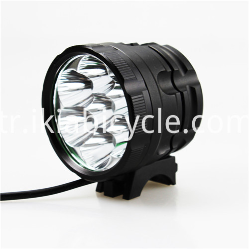 Colorful Bicycle Headlamp Light