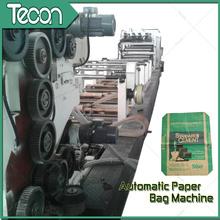 Bolsa de papel de alta velocidad y totalmente automática que hace la maquinaria