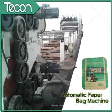 Bolsa de papel de válvula de alta tecnología que hace la máquina (ZT9802S y HD4916BD)